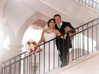 La boda de Marlen Noemí y Luis Armando