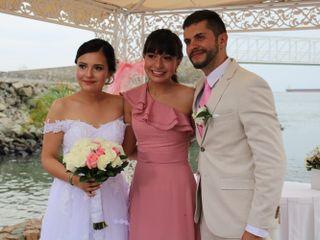 La boda de Diego y Janeth 2