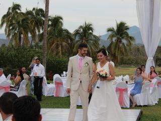 La boda de Diego y Janeth