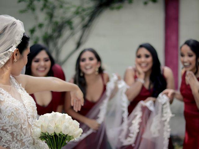 La boda de Héctor y Saridandy en San Andrés Cholula, Puebla 8