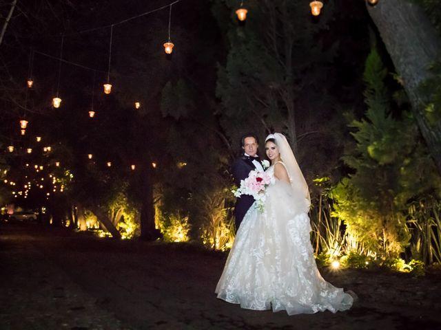 La boda de Héctor y Saridandy en San Andrés Cholula, Puebla 21