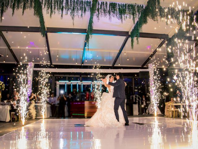 La boda de Héctor y Saridandy en San Andrés Cholula, Puebla 23