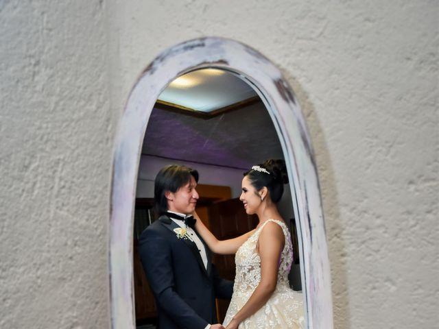 La boda de Héctor y Saridandy en San Andrés Cholula, Puebla 26