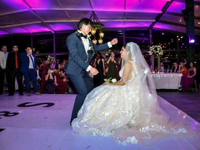 La boda de Héctor y Saridandy en San Andrés Cholula, Puebla 17
