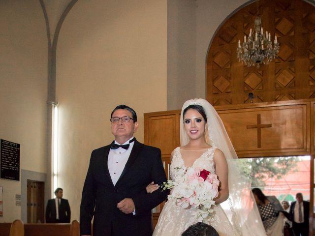 La boda de Héctor y Saridandy en San Andrés Cholula, Puebla 10