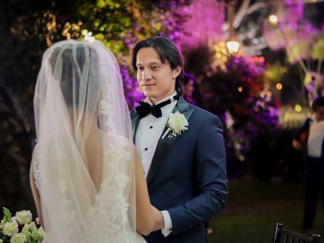 La boda de Héctor y Saridandy en San Andrés Cholula, Puebla 15