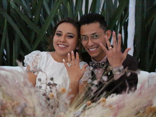 La boda de Fernanda  y Abimelec