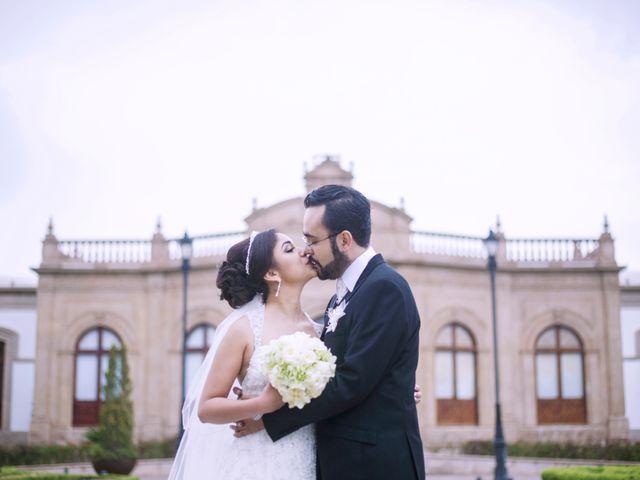 La boda de Aldo y Karen
