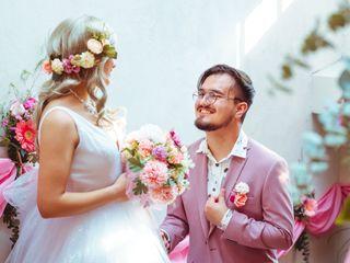 La boda de Suri y Daniel