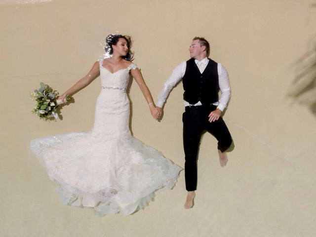 La boda de Yazmin y Kody