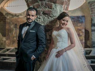 La boda de Yuli y Rafa