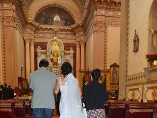La boda de Nancy Cecilia y Julio César 3