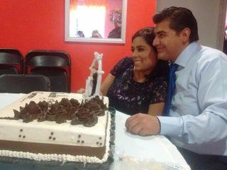 La boda de Claudia y Germán 1