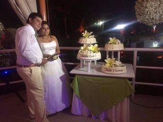 La boda de Claudia y Germán
