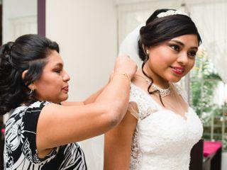 La boda de Alejandra y Luis 1