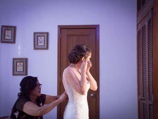 La boda de Selene y Rene 1