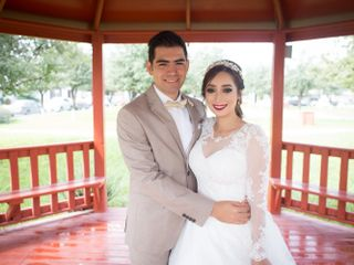 La boda de Kesia y David 1