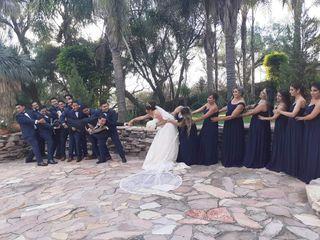 La boda de Katya  y Fernando