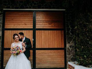 La boda de Gabriela y Uriel