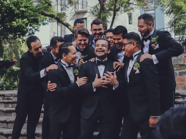 La boda de Rafa y Yuli en Puebla, Puebla 12