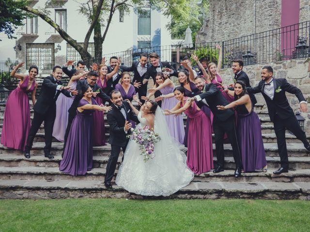 La boda de Rafa y Yuli en Puebla, Puebla 13