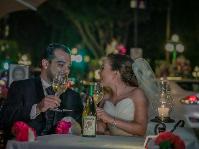 La boda de Rafa y Yuli en Puebla, Puebla 14