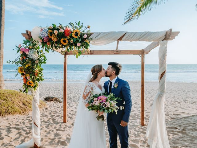 La boda de Taylor y Guillermo