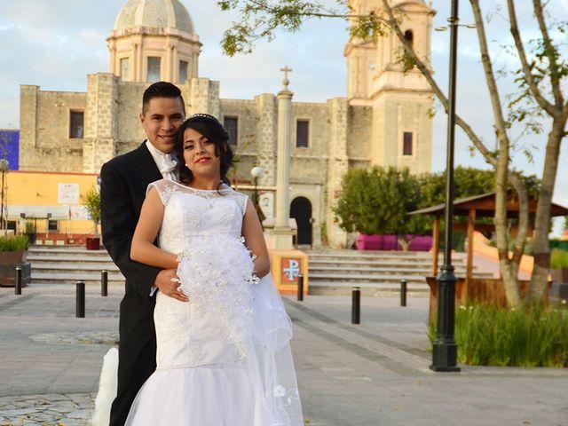 La boda de Nancy Cecilia y Julio César