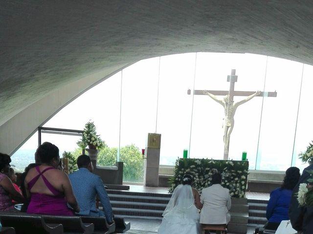 La boda de Germán y Claudia en Jiutepec, Morelos 6