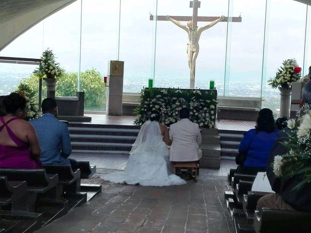 La boda de Germán y Claudia en Jiutepec, Morelos 7
