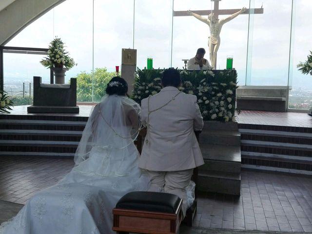La boda de Germán y Claudia en Jiutepec, Morelos 8