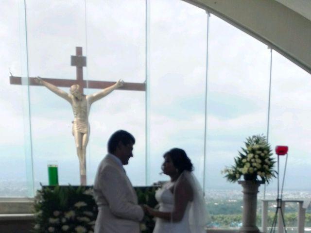 La boda de Germán y Claudia en Jiutepec, Morelos 9