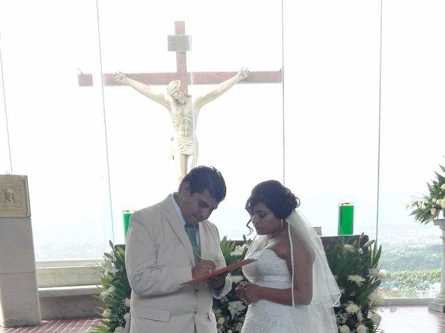 La boda de Germán y Claudia en Jiutepec, Morelos 11