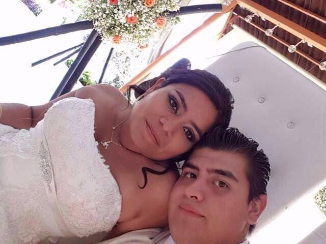 La boda de Germán y Claudia en Jiutepec, Morelos 1