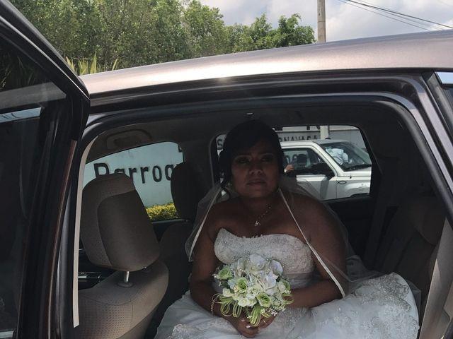 La boda de Germán y Claudia en Jiutepec, Morelos 14