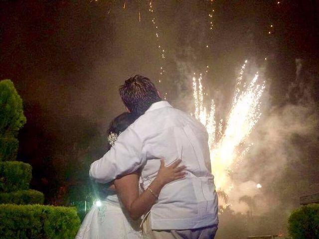 La boda de Germán y Claudia en Jiutepec, Morelos 25