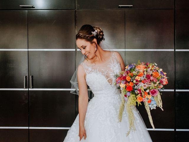 La boda de Uriel y Gabriela en Tepotzotlán, Estado México 1