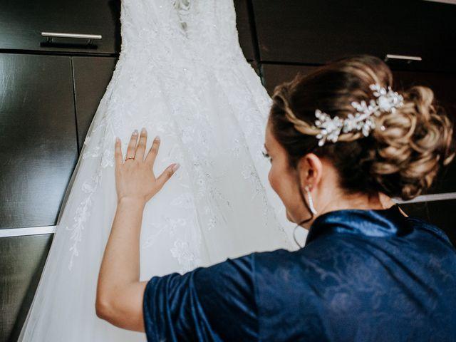 La boda de Uriel y Gabriela en Tepotzotlán, Estado México 7