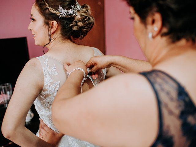 La boda de Uriel y Gabriela en Tepotzotlán, Estado México 10