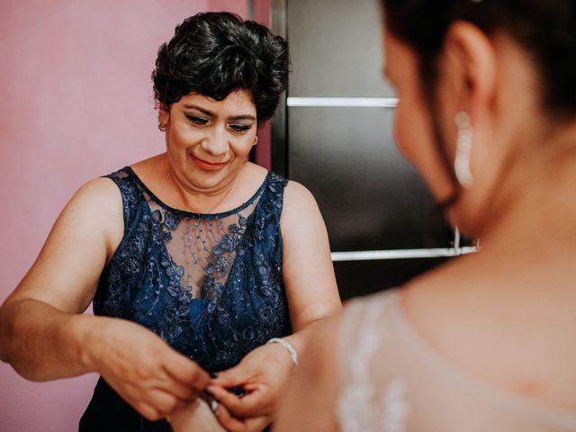 La boda de Uriel y Gabriela en Tepotzotlán, Estado México 13