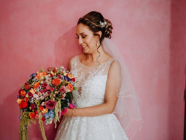 La boda de Uriel y Gabriela en Tepotzotlán, Estado México 15