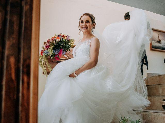 La boda de Uriel y Gabriela en Tepotzotlán, Estado México 17