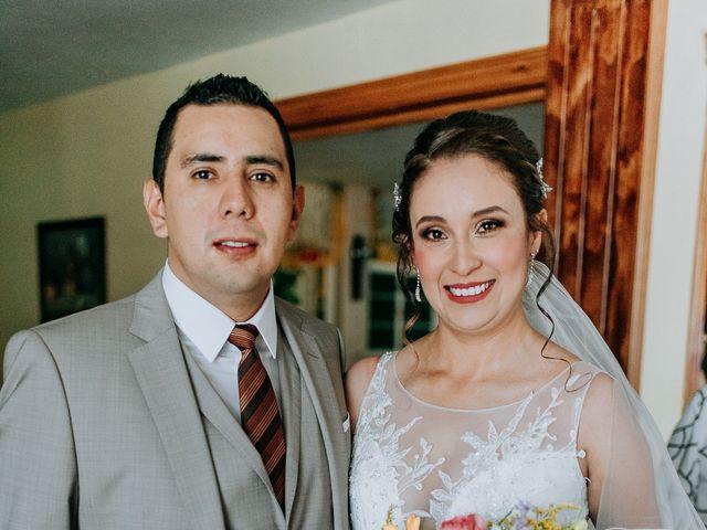 La boda de Uriel y Gabriela en Tepotzotlán, Estado México 18