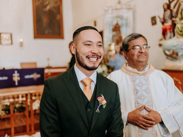La boda de Uriel y Gabriela en Tepotzotlán, Estado México 27