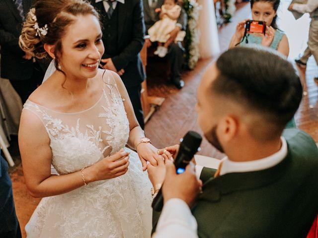 La boda de Uriel y Gabriela en Tepotzotlán, Estado México 36