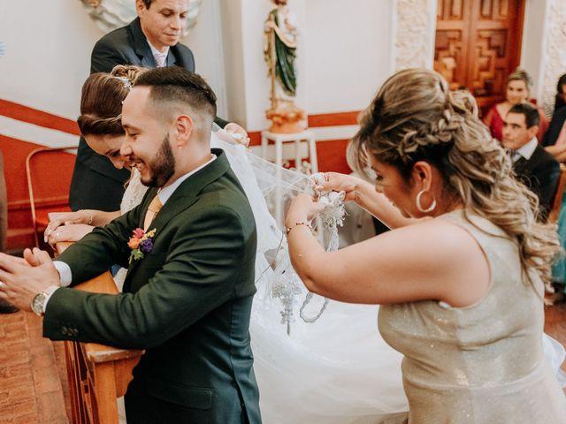 La boda de Uriel y Gabriela en Tepotzotlán, Estado México 38