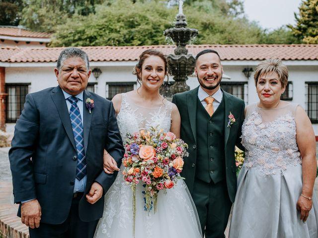 La boda de Uriel y Gabriela en Tepotzotlán, Estado México 58
