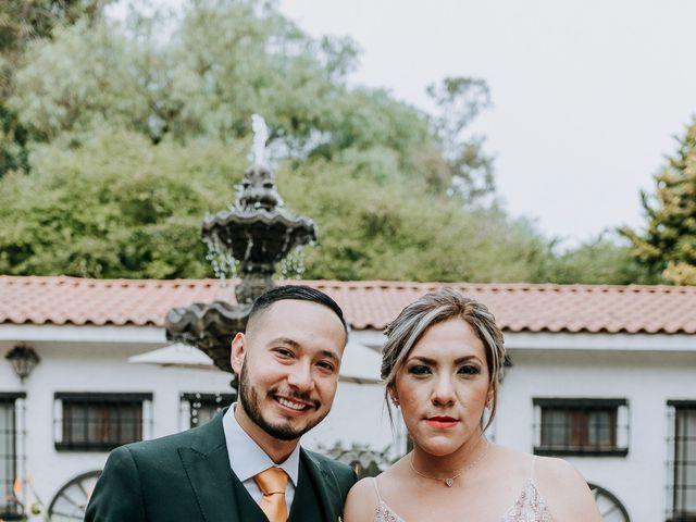La boda de Uriel y Gabriela en Tepotzotlán, Estado México 59