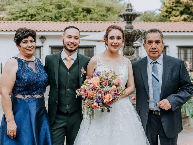 La boda de Uriel y Gabriela en Tepotzotlán, Estado México 62