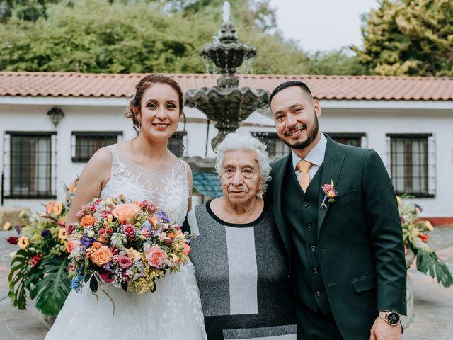 La boda de Uriel y Gabriela en Tepotzotlán, Estado México 63